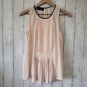I.N.C sheer blouse, pink size 4